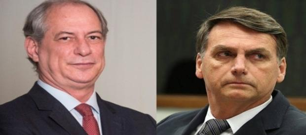 Ciro atacou Bolsonaro em sabatina