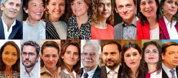 El Ejecutivo de Sánchez tiene más mujeres que hombres. Public Domain.
