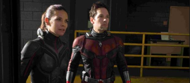 Is the Wasp on her way out? [Image via USA Today/YouTube]