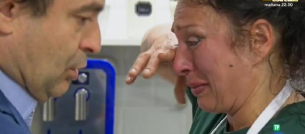 MasterChef: Oxana llora porque Vallejo-Nágera dijo que su postre estaba mal hecho