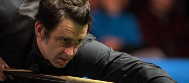 Five-times World Champion Ronnie O'Sullivan win the first edition in 2010 of Power Snooker- image eurosport.com