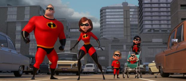 The Incredibles 2 - [Image from Walt Disney Studios Media]
