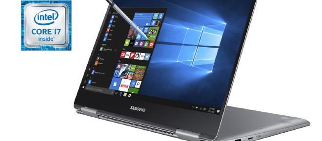 La mejor computadora portátil 2 en 1 2018