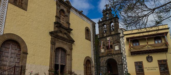 San Agustín: un agradable y romántico viaje al pasado