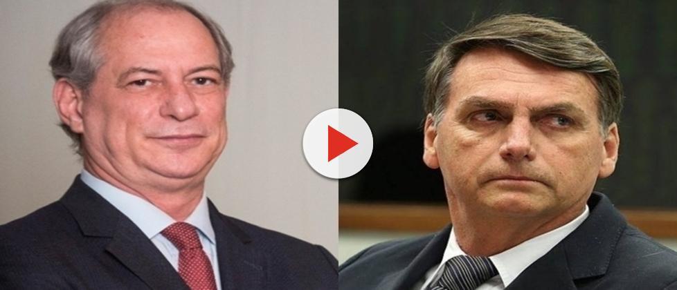 Em entrevista, Ciro Gomes ataca Bolsonaro: 'É um câncer a ser extirpado'