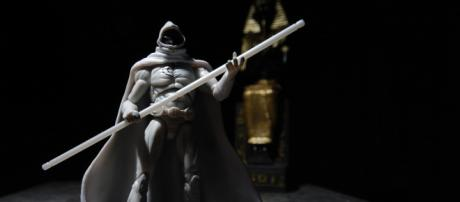 Former showrunner for season one of 'Daredevil' seems interested in exploring Moon Knight's story on Netflix. [Image via Flickr/Creative Commons]