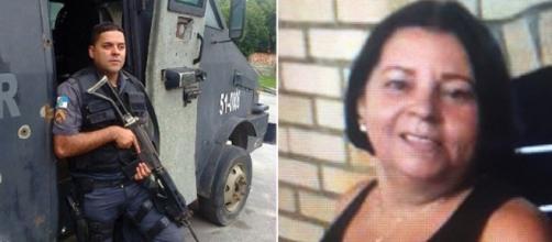 A violência continua destruindo famílias brasileiras (Foto Internet)