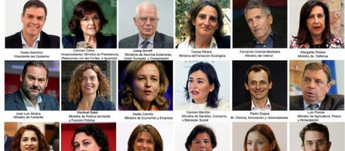 El Consejo Ejecutivo de Pedro Sánchez tendrá 17 ministerios