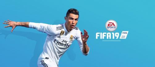Cristiano Ronalso sera de nouveau la star sur la pochette du nouveau FIFA (Photo via EASPORTSFIFA - Twitter - 2018)