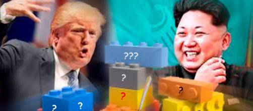 Donald Trump e Kim Jong Um fazem encontro épico e ímpar em Singapura pela paz.