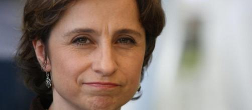 El mundo al revés: sentencian a Carmen Aristegui y EPN feliz con ... - pedrocanche.com