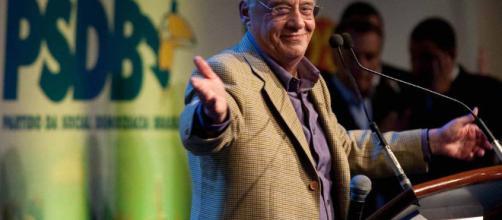Ex presidente entre caixa dois e corrupção..