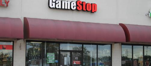 GameStop will sell comics [Image by Dwight Burdette / Wikimedia Commons]