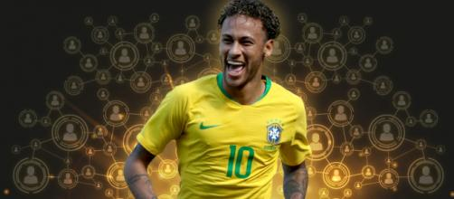 Neymar é um dos maiores craques do futebol no mundo