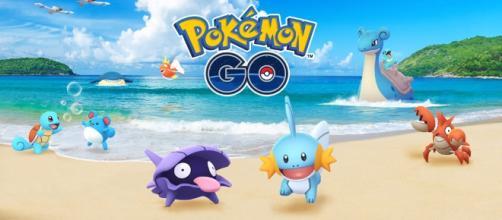 Prepárate para atrapar miles de Pokémon tipo agua.