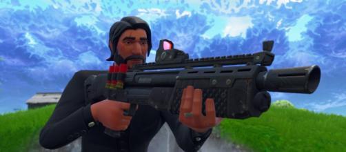"""Shotguns received a huge change in """"Fortnite Battle Royale."""" Image Credit: Epic Games"""