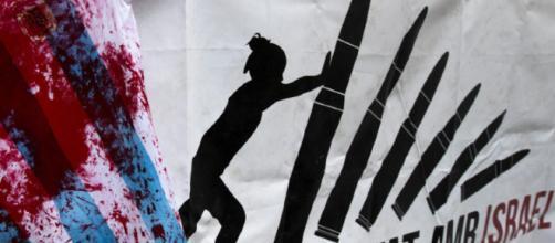 El partido entre Israel y Argentina fue suspendido por protestas de los palestinos
