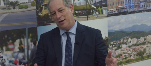 Ciro Gomes polemizou com Bolsonaro