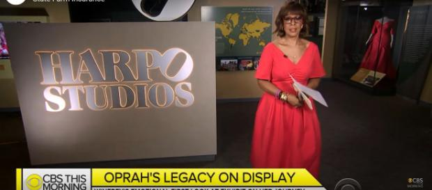 Gayle King gets teary-eyed talking about Oprah Winfrey's legacy. Screencap CBS This Morning/YouTube