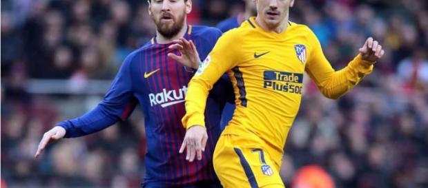 Messi habla sobre Antoine Griezmann en medio de los rumores de transferencia de Barcelona