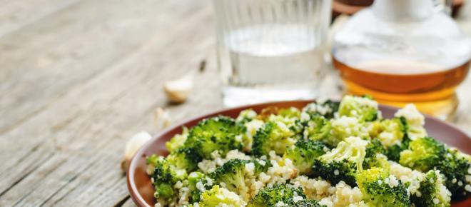 Deliciosas recetas realizadas con brócoli