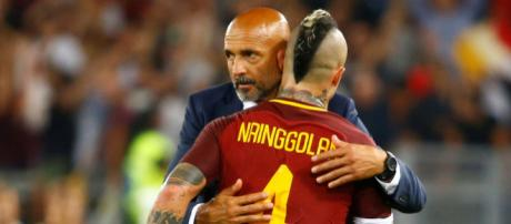 Radja Nainggolan named in Roma squad for Barcelona clash - beinsports.com