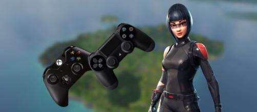 "Custom controller layout is coming to ""Fortnite Battle Royale."" Image Credit: Own work"