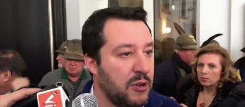 Leva obbligatoria. La proposta di Matteo Salvini.