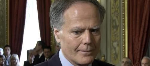 Enzo Moavero Milanesi, ministro degli Affari esteri