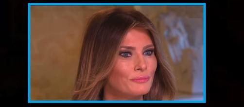 Melania Trump pulled into Stormy Daniels debacle by Megyn Kelly. - [Photo: CNN News / YouTube Screenshot]