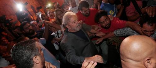 PT lança pré-candidatura de Lula. (Foto internet)