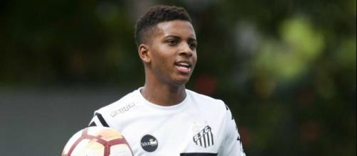 Santos quer ficar o mais tempo possível com o jogador