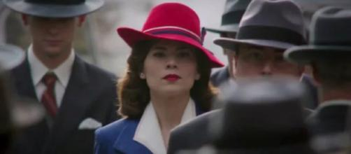 Will Agent Carter once again grace the TV? - [Image via Marvel / YouTube screencap]