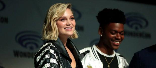 Actors Olivia Holt and Aubrey Joseph star in the new Marvel series 'Cloak & Dagger.' - [Image via Gage Skidmore / Wikimedia Commons]