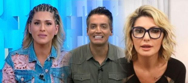 Briga entre Lívia Andrade e Antonia Fontenelle envolve Leo Dias