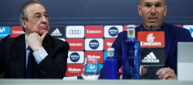 Rumores/ Después de días de búsqueda, el Real Madrid no está cerca de reemplazar a Zidane