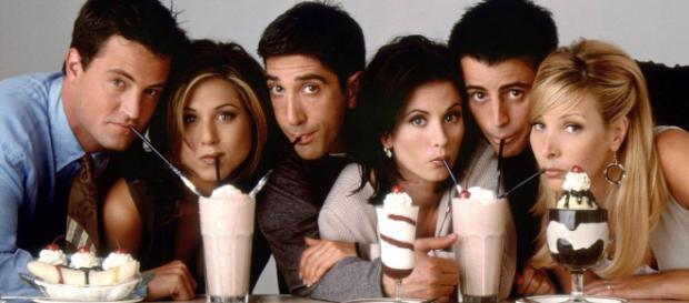 Friends : Ross et Rachel sont-ils toujours ensemble ? Le co ... - allocine.fr