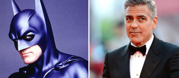George Clooney kept a photo of himself as Batman on his office ... - nationalpost.com
