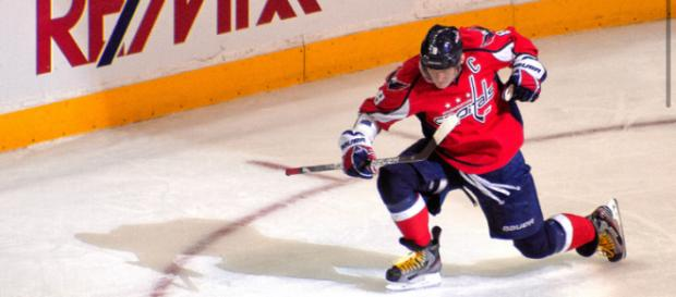 Ovechkin won his first Stanley Cup in his 13th season in the NHL. - [Image Source: Flickr | clydeorama]