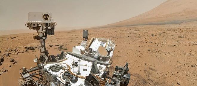 Marte: il rover Curiosity trova tracce di molecole organiche