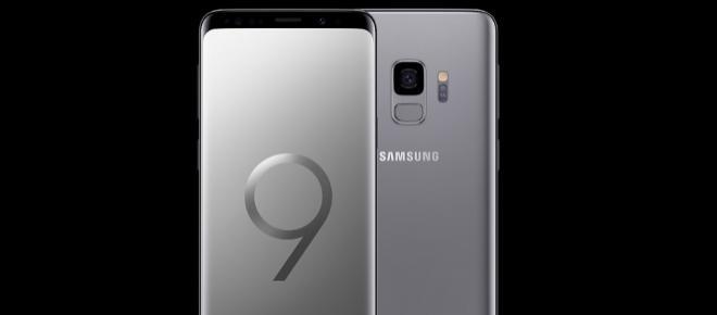 Galaxy S9 Titanium Grey annunciato ufficialmente da Samsung
