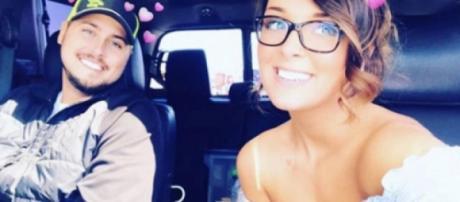 Jeremy Calvert and now-ex-girlfriend Desiree Kibler take a selfie. - [Photo via Twitter]