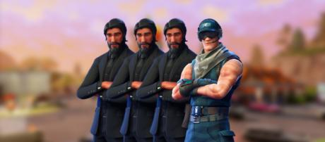 """Players love new unofficial """"Fortnite Battle Royale"""" mode. Image Credit: Own work"""