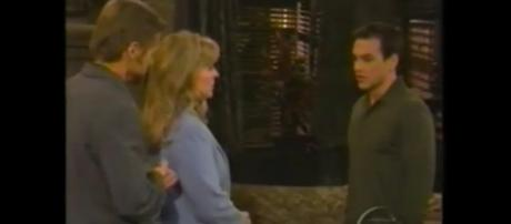 Stephan Nicholas could reprise his GH role of Stephan Cassadine. (Image via Nicholsevansfans YouTtube ).