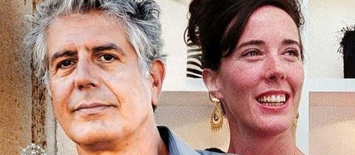 Celebrities Anthony Bourdain and Kate Spade committed suicide in same week. - [Image: Empressive / YouTube screenshot]