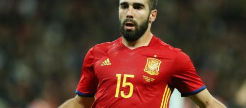Dani Carvajal: El lateral derecho de la Selección Nacional en Rusia 2018