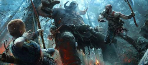 El juego God of War número uno en ventas