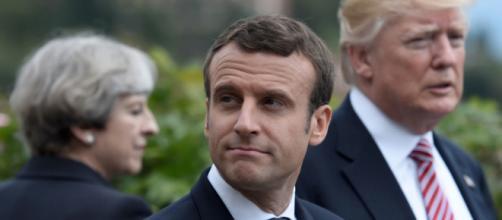 Emmanuel Macron veut prendre la main au G7