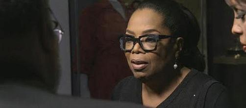 Oprah Winfrey has a new exhibit at the museum in Washington, DC. - [Image: Entertainment Tonight / YouTube screenshot]