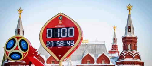Russia is hosting the biggest sporting event on the planet... image- nytimes.com